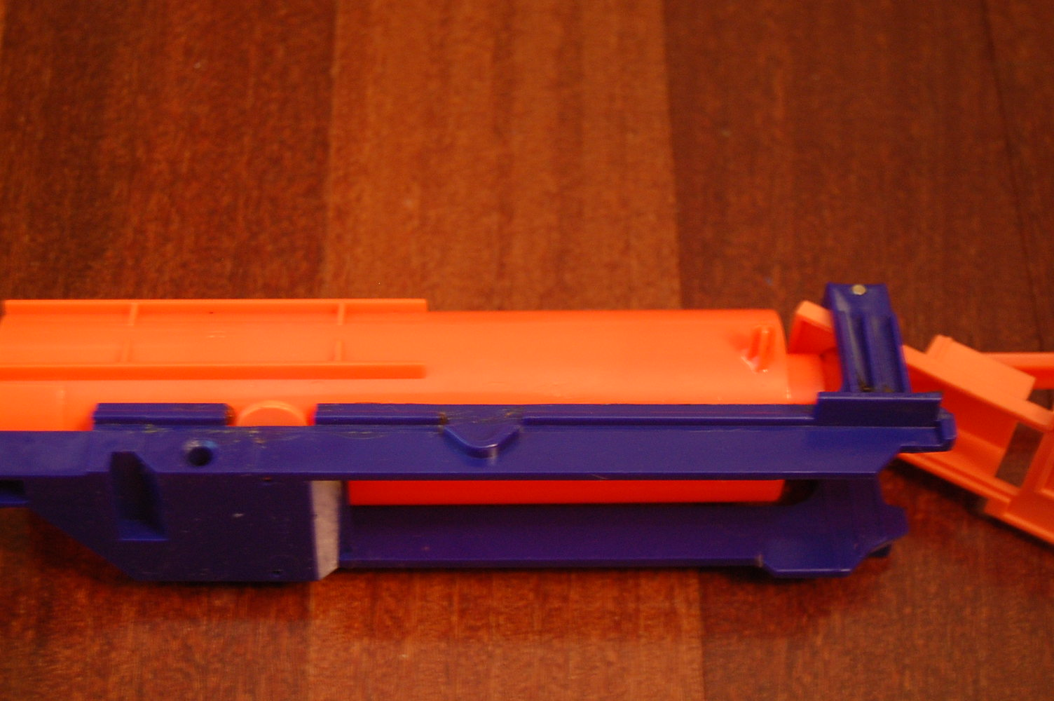 Nerf Longshot Ar And Breech Seal Mod Crazy For Nerf